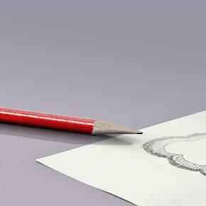 Thiết kế ảnh chụp bút chì với Adobe Photoshop