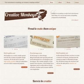 Thiết kế, chuyển layout thành HTML và CSS