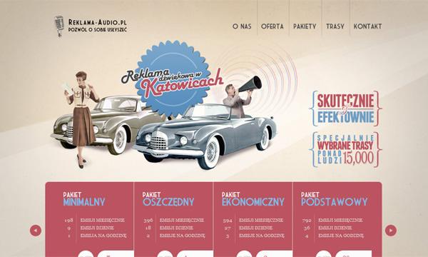 Reklama dźwiękowa w Katowicach