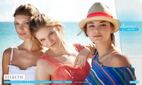 Eclectic Águas Verão 2011