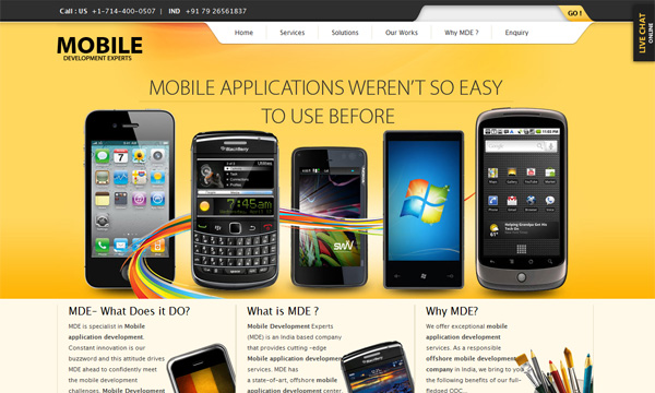 Offshore Mobile Application Development Company