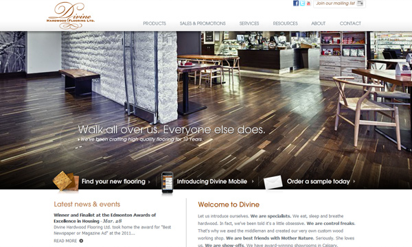 Divine Hardwood Flooring Ltd