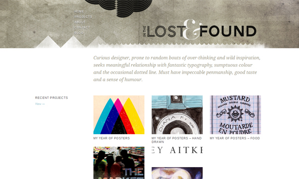 In the Lost & Found