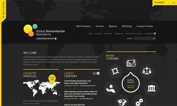 Global Humanitarian Assistance (GHA)