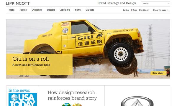 Lippincott: Brand Strategy and Design