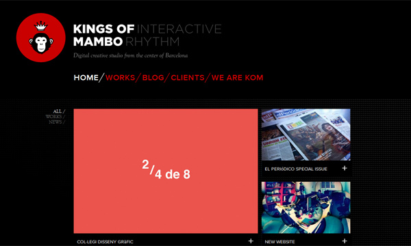Kings of Mambo Interactive Rhythm