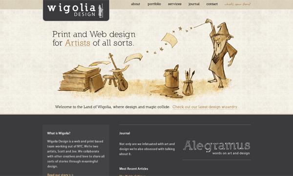 Wigolia Design