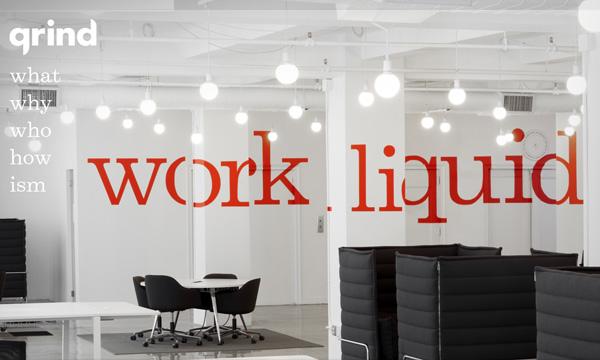 Grind | Work Liquid