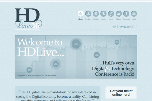 Hull Digital Live 10
