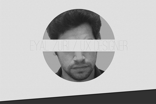eyal zuri ux designer