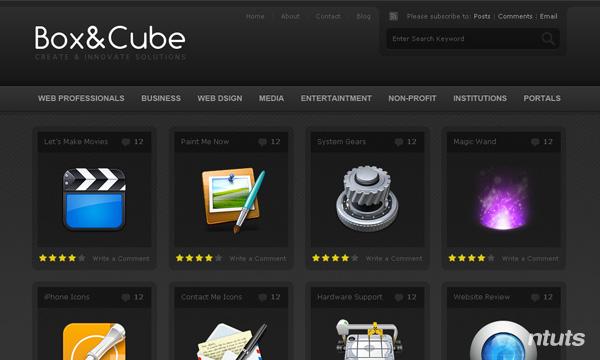 Box & Cube