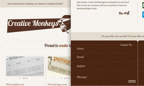 Thiết kế web với Photoshop và chuyển thành HTML/CSS