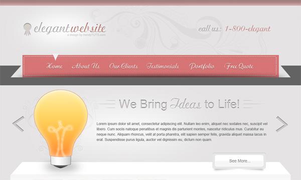 Cách thiết kế một website phong cách lịch sự
