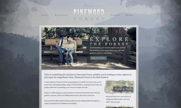 Thiết kế website sử dụng texture với Photoshop
