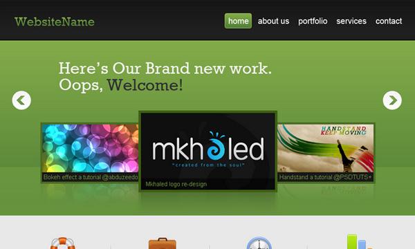 Web layout 2.0 chuyên nghiệp