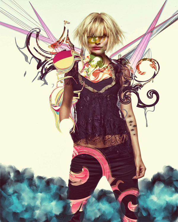 How to Make a High-Impact Fashion Poster in Photoshop