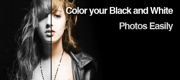 Color Your Black And White Photos Easily