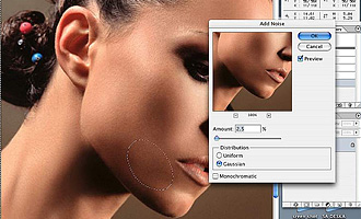 Photoshop Tutorial Screenshot