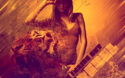 Best of Photoshop Tutorials 2009