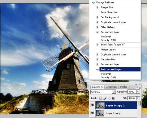 Sửa chữa nhiều ảnh với Photoshop