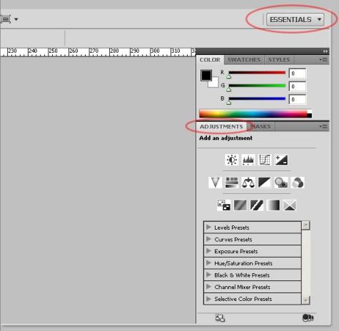 Hướng dẫn cơ bản chỉnh sửa layer trong Photoshop CS4