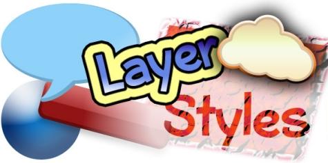 Định dạng layer trong Photoshop