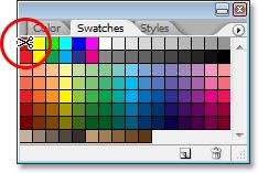 Photoshop Color: Tùy biến bảng Color Swatches và Sets